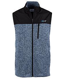 Greg Norman Men's Birdseye Fleece Vest