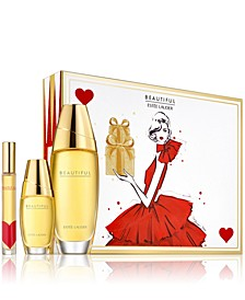 Limited Edition 3-Pc. Beautiful Luxuries Gift Set, Created for Macy's