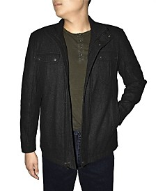 Victory Sportswear Retro Men's Wool Blend Jacket