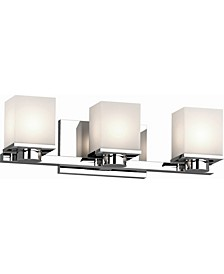 Sharyn 3-Light Bathroom Vanity Wall Sconce or Wall Mount