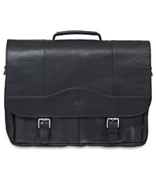 Buffalo Collection Porthole Laptop/ Tablet Briefcase