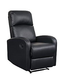 Artiva USA Modern Home Slim Design Recliner