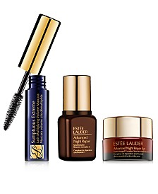 Free 3pc gift with $125 Estée Lauder purchase!
