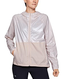 UA Storm Metallic Hooded Jacket
