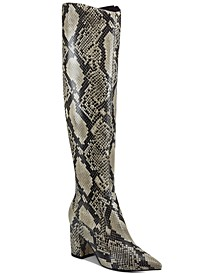 Retie Knee-High Boots