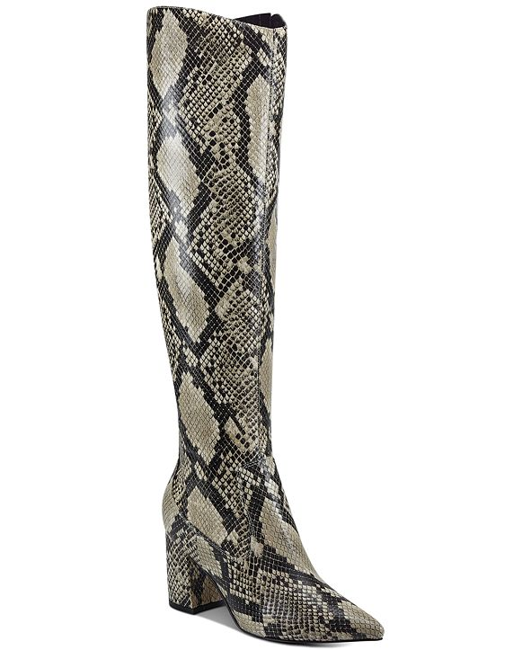 Marc Fisher Retie Knee-High Boots