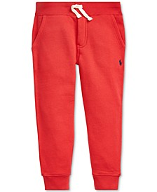 Little Boys Fleece Jogger Pants