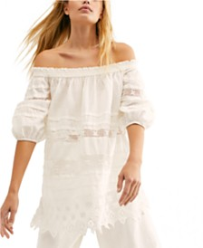Free People Sounds of Summer Cotton Tunic