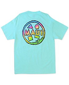 Maui and Sons Men's Rumble Logo Graphic T-Shirt