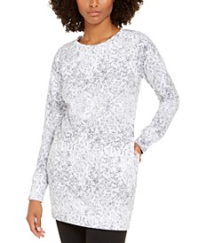 Snake-Print Tunic, Created for Macy's