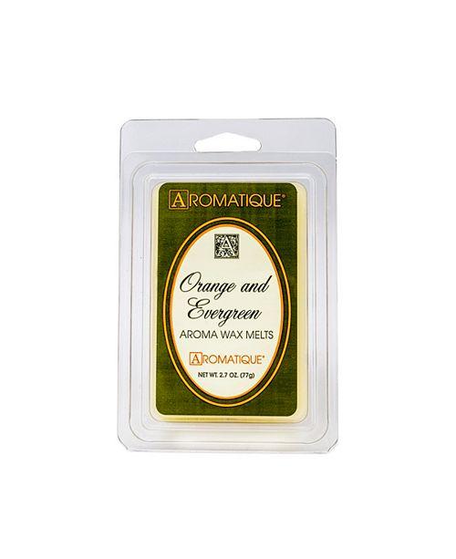 Aromatique Orange & Evergreen Wax Melts