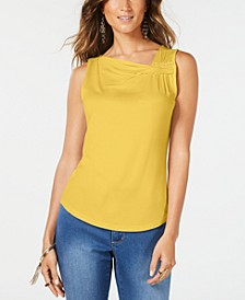 Asymmetrical Embellished Top, Created for Macy's