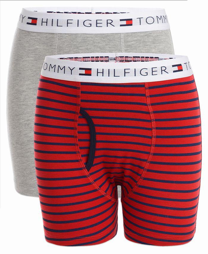 Tommy Hilfiger - Little & Big Boys 2-Pk. Boxer Briefs