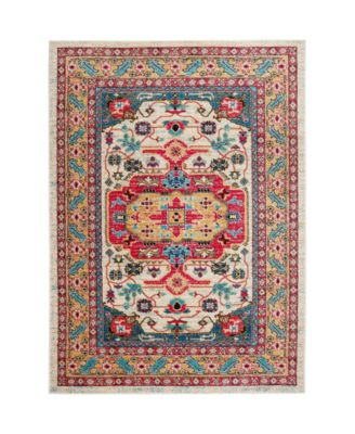 CLOSEOUT! Global Rug Design Venus VEN05 Ivory 5'3