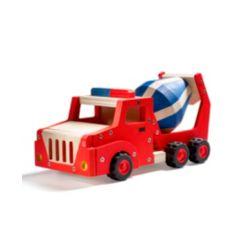 Stanley Jr. Wooden Cement Mixer Truck Building Set