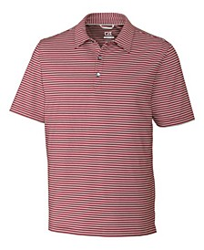 Men's Division Stripe Polo