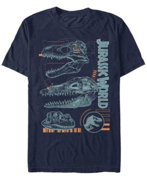Men's Scales Slash Short Sleeve T-Shirt