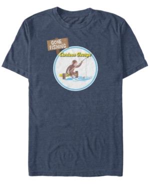 Men's George Gone Fishing Short Sleeve T-Shirt