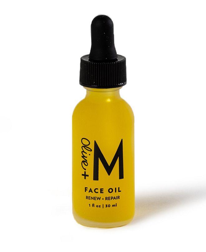 Olive + M Face Oil 1, Oz.