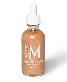 Shimmer + Glow Body Oil, 2 Oz.
