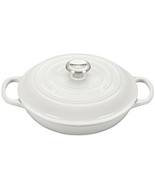 2.25-Qt. Cast Iron Braiser