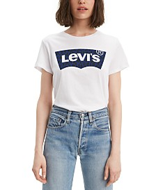 Levi's® Cotton Logo Graphic T-Shirt