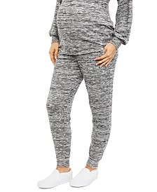 A Pea In The Pod Maternity Under-Belly Jogger Pants