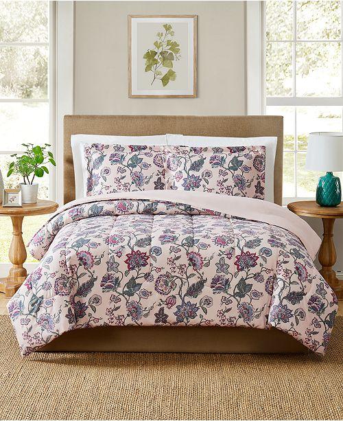 Pem America Ridgefield 3-Pc. King Comforter Mini Set, Created For Macy's