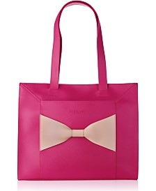 Receive a FREE pink tote bag with your $50 Elizabeth Arden purchase!