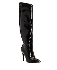 Liney High Heel Boots