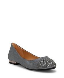 Jessica Simpson Genia Embellished Flats