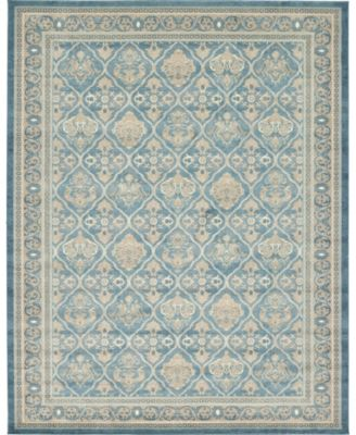 Bellmere Bel4 Light Blue 8' x 10' Area Rug
