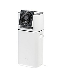 Woozoo Dehumidifier with Circulator Fan