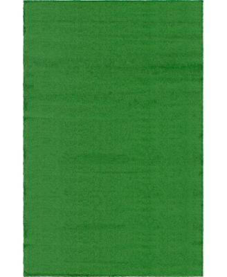 Pashio Grass Pag1 Green 9' x 12' Area Rug