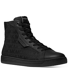 Men's Lace-Up Keating High Top Sneakers