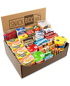 54-Pc. Dorm Room Survival Snack Box