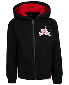 Big Boys Jumpman Classics Zip-Up Hoodie