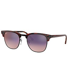 CLUBMASTER Sunglasses, RB3016 49