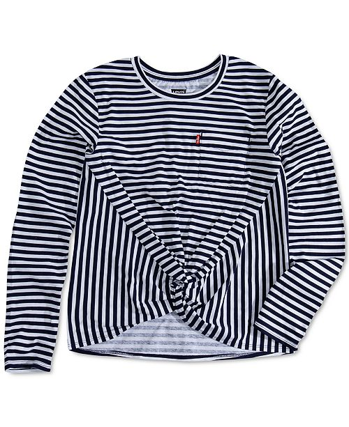 Levi's Little Girls Twisted Top