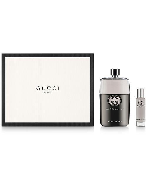 Gucci Men's 2-Pc. Guilty Pour Homme Eau de Toilette Gift Set