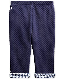 Polo Ralph Lauren Baby Boys Jacquard Knit Pants