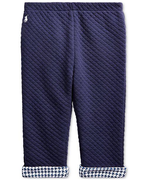 Polo Ralph Lauren Baby Boys Jacquard Knit Pants