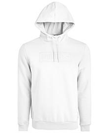Men's Embroidered-Logo Fleece Hoodie