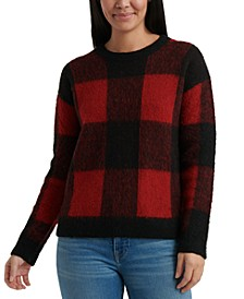 Buffalo-Plaid Sweater