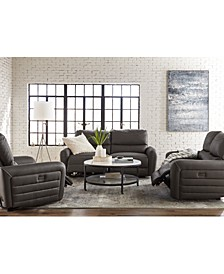 Brooklynner Fabric Sofa Collection