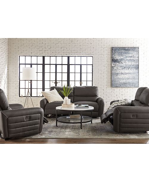 Furniture Brooklynner Fabric Sofa Collection