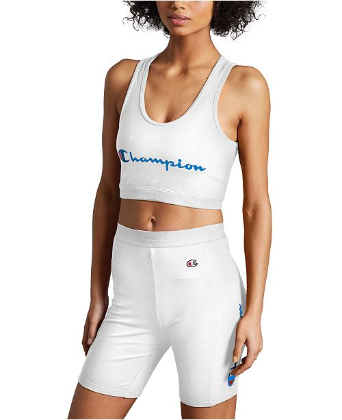 Champion Women's Everyday Cropped Tank Top