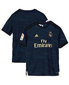 adidas Big Boys Real Madrid Club Team Away Stadium Jersey