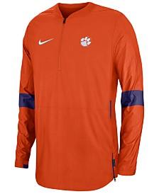 Nike Men's Clemson Tigers Lightweight Coaches Jacket
