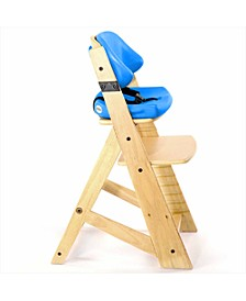Height Right KIDS Chair Natural with Comfort Cushions